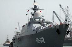 越南海军舰艇编队东南亚邻国之旅首站印尼访问圆满结束