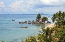 越南坚江省富国岛努力建设成为现代文明的海洋城市