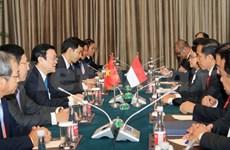 印尼媒体:印尼与越南经贸合作空间巨大