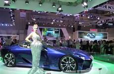 2014年越南汽车展览会在胡志明市开展