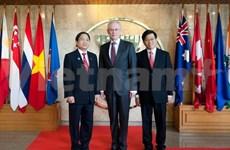 不断推动东盟与欧盟合作关系向前发展