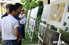 2014年越南遗产摄影大赛图片展在河内开幕