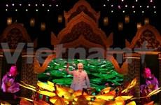 第六届越南南部高棉族同胞文化体育旅游节热闹开场