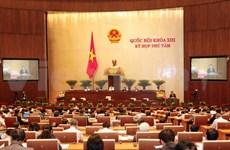 越南第十三届国会第八次会议发表第二十八号公报
