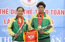 2014年第七届越南全国体育大会:胡志明市队夺得网球和五人制足球冠军