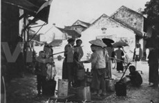 法国远东研究院关于越南20世纪初图片展拉开序幕