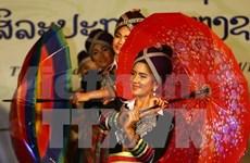 越南老挝文化周:老挝国家艺术团的文艺晚会精彩纷呈