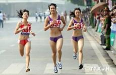 2014年第7届越南全国体育大会:田径比赛拉开战幕