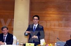 越南将有效利用援助资金 切实做好艾滋病防治工作