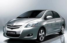 2014年11月份越南全国汽车销量达近1.6万辆