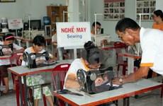 越南为橙毒剂受害者兴建疗养康复和职业技能培训中心