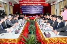 越南老挝推进科技领域合作