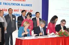 越南贸易便利化联盟正式成立
