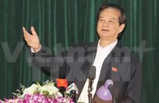 越南政府总理阮晋勇:一边合作一边斗争维护好国家主权