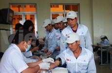越南努力提高劳务输出质量