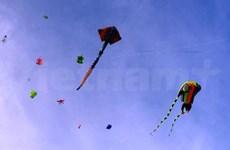 2014年第三届越南放风筝比赛圆满落幕