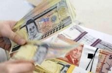 2014年第三季度菲律宾经常账户盈余增至30多亿美元