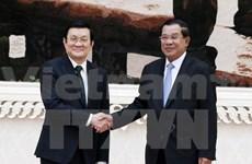 《柬埔寨之光报》:推动越柬关系迈上新台阶