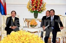 柬埔寨重视发展同泰国的关系