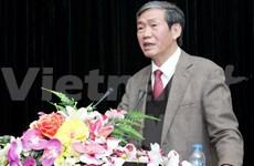 越共中央宣教部部长:主动提高预测能力 大力革新宣传方式