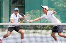 2014年越南网球锦标赛落下战幕