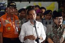 印尼总统就亚航客机失联召开新闻发布会