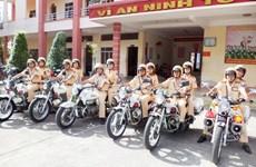2015年交通安全年出征仪式将在全国范围内启动