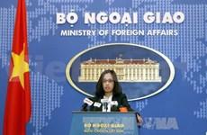 越南强烈谴责一切形式的恐怖行为