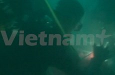印尼发现疑似亚航失事客机黑匣子信号