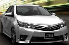 2014年越南汽车销售额同比增长43%