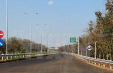 胡志明市——隆城——油椰高速公路即将通车