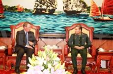 美国洛克希德·马丁公司希望加强与越南国防部的合作