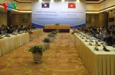越老政府间联合委员会第37次会议:为双方投资商创造便利条件