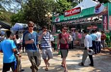 越南得乐省第五届邦美蜀咖啡节将于3月举行