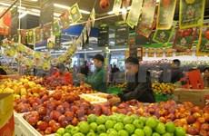 年货市场:国产货丰富多样