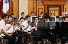 越南举办第一届国际钢琴比赛