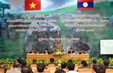 越南和老挝促进农业领域的合作
