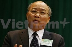 越南卫生主动融入国际社会