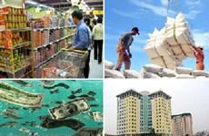 越南明年的经济展望: 保持增长势头