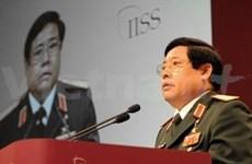 第十届香格里拉对话会:越南安全与地区安全连在一起