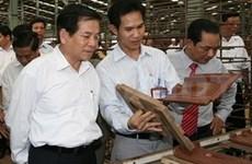 阮明哲主席:竭尽全力保护国家海洋与海岛