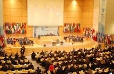 越南代表团参加第100届国际劳工大会