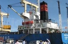 越老永昂港口股份公司正式投入运营