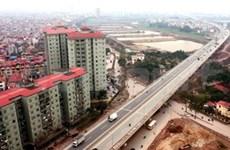 河内投资153万亿越盾发展交通基础设施