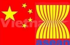 加强东盟与中国合作关系