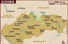 越南在斯洛伐克开设大使馆