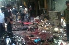 越南谴责在印度孟买市发生的连环爆炸
