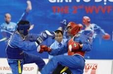 2011年越武道国际锦标赛在胡志明市举行