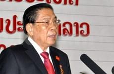 老挝党总书记、国家主席朱马利•赛雅颂即将访问越南