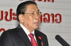 老挝人民革命党中央总书记、国家主席与夫人对越南进行正式友好访问